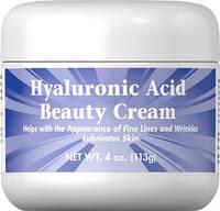 Puritan's Pride Hyaluronic Acid Beauty Cream (113 гр.)