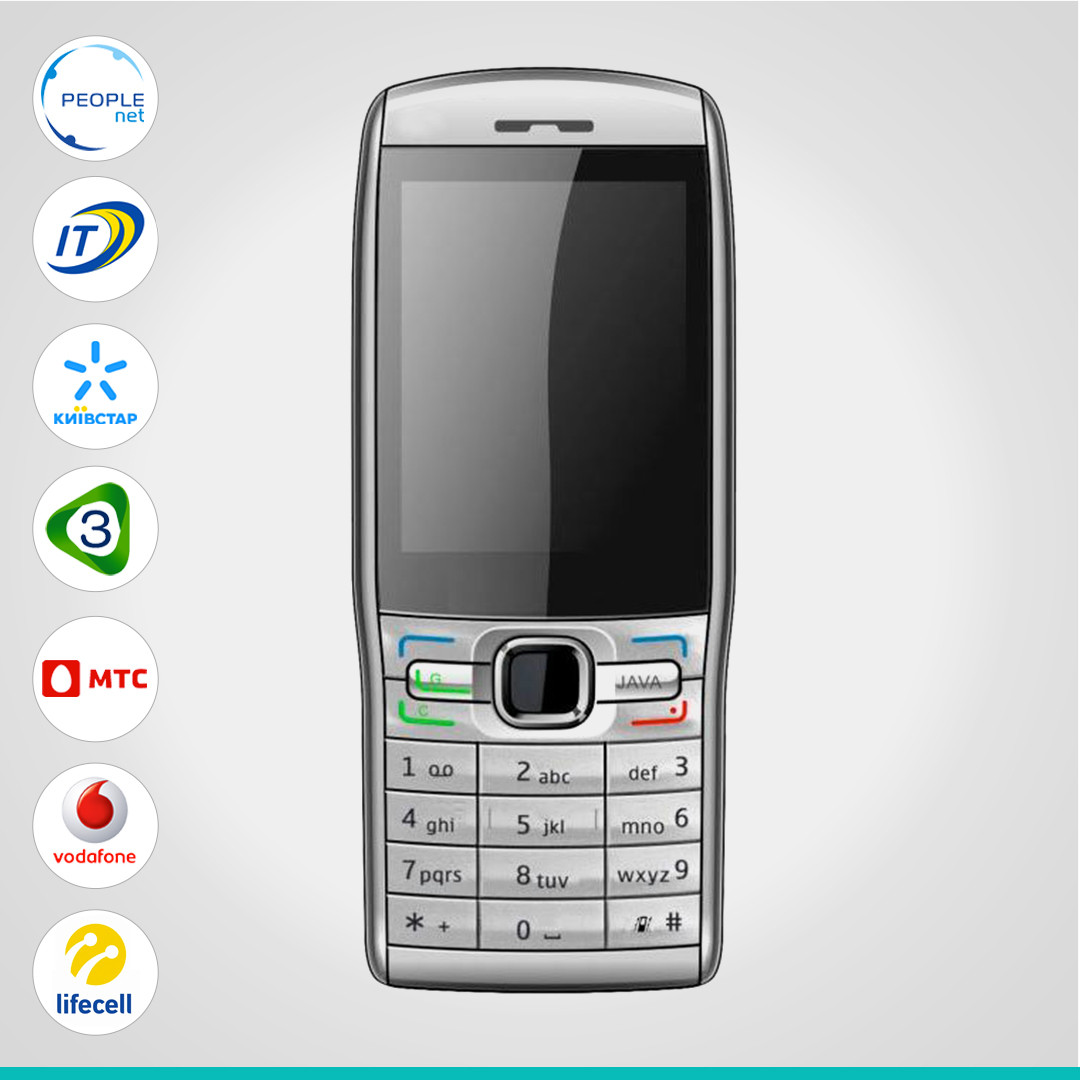 Телефон Bless DS812 CDMA/GSM