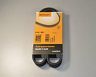 Поликлиновый (ручейковый) ремень на Renault Master II A 01->08 (ALT)  — ContiTech (Германия) - 6 PK 850