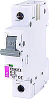 Автомат выключатель однополюсный ETI 6A В