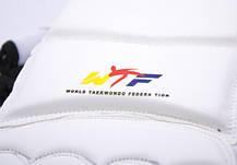 Накладки (перчатки) для тхэквондо белые, фото 3