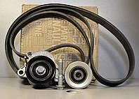 Комплект ремня (7 PK 1975) + 2 ролика Renault Trafic M9R, 7701478495