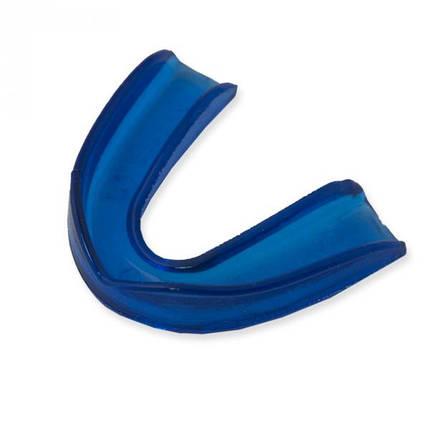 Капа одинарная силикон синяя, фото 2