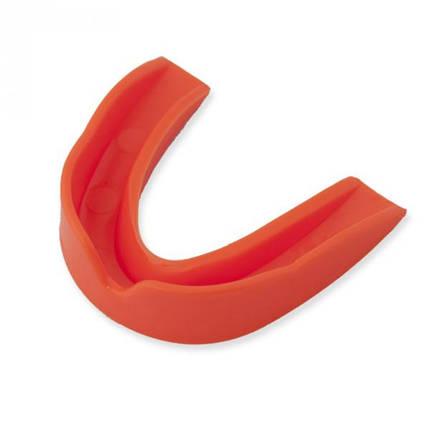 Капа одинарная термопластик оранжевая, фото 2
