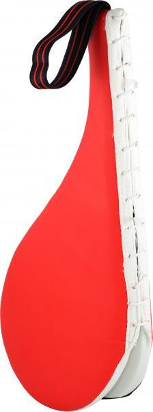 Ракетка-хлопушка для единоборств красная
