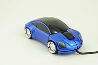 Мышь компьютерная проводная MA-MTA38 USB синяя
