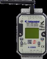 Контролер А-5289D (4DI, 4AI, 4DOR , Wi-Fi, LCD-дисплей, USB2.0x1, MODBUS RTU)