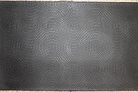 """Набоечный эластичный полиуретан для обуви """"Волна"""" 300*170*4,5 мм. Цвет - черный."""