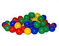 Шарики для сухого басейна 8 см (мягкие)