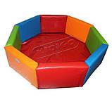 Сухой бассейн KIDIGO™ Восьмиугольник 1,5 м, фото 3