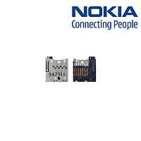 Коннектор карты памяти для Nokia N95 2Gb, оригинал