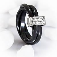 Тройное керамическое кольцо
