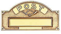 Stilars Настенная пластина с отверстием для почты
