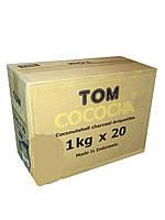 Уголь для кальяна Tom Cococha Yellow, 20 кг