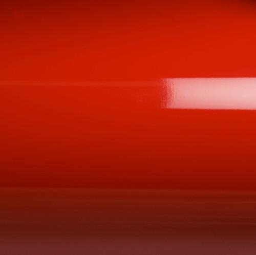 Глянцева плівка на авто червона Grafitack® 100мкм 1,52 метра