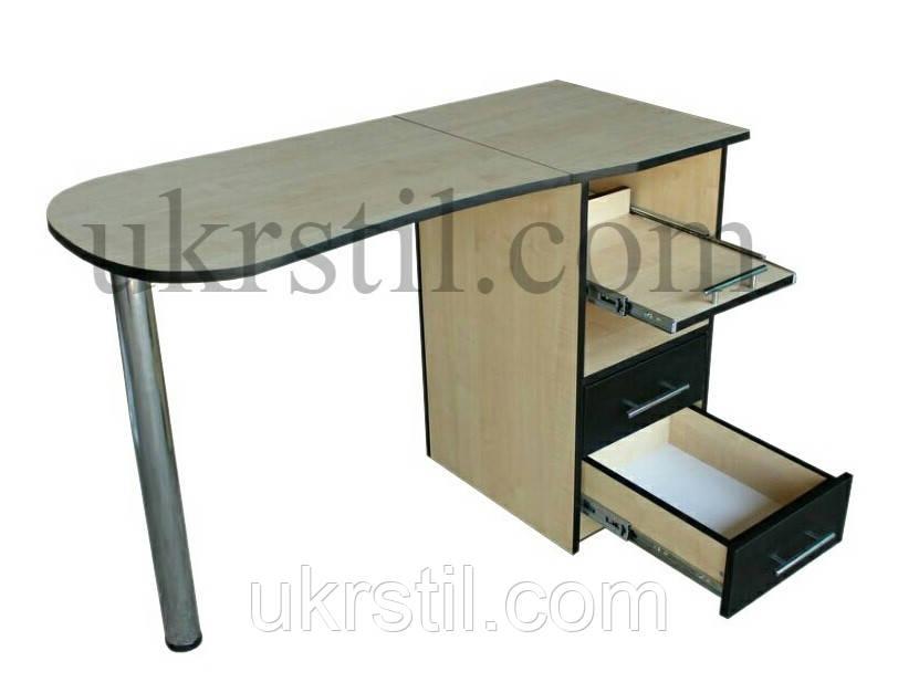 Складной маникюрный стол Алькор
