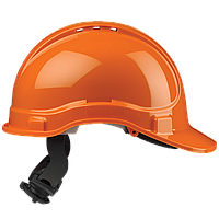 Каска защитная Style 300 код. HC325V (Class 0 EN50365, 1000V AC) оранжевый