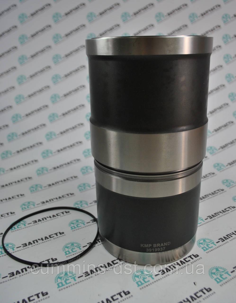 3802407/3919937/J919937 Гильза длинная для Cummins 6CT QSC8.3/ISC8.9/QSL9