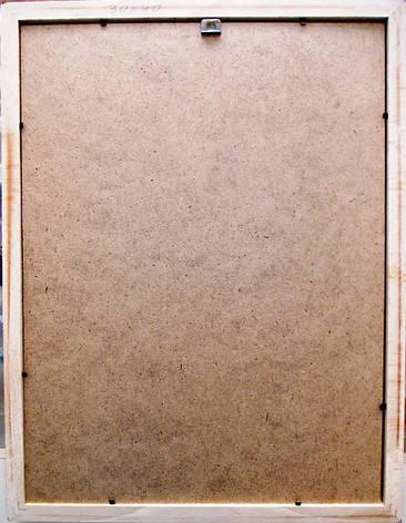 Деревянная рамка 30х40, фото 2