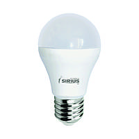 LED лампа Siriusstar А60 классика 15W E27 4100K (1-LS-2108) 1350Lm
