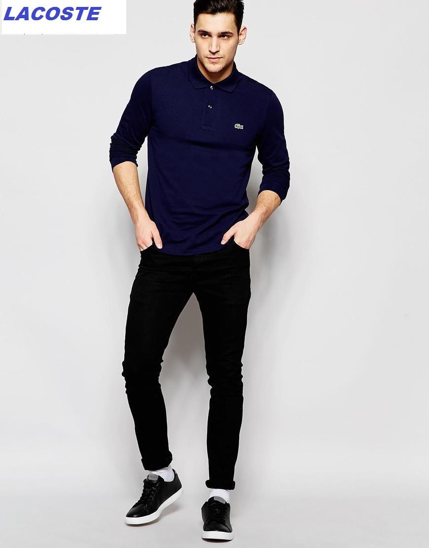 Lacoste мужская рубашка поло лакост лакоста купить в Украине., фото 1