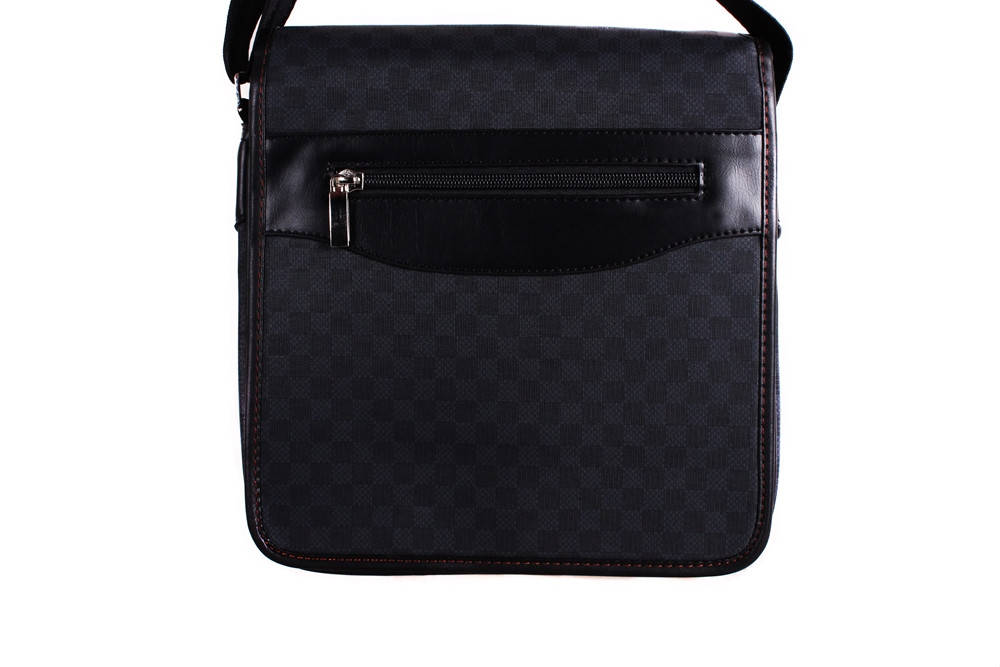 Удобная мужская сумка - планшет через плечо 302631