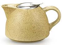 Заварочный чайник ПЕСОЧНЫЙ Fissman TP-9298.650 (650 мл)