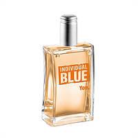 54052 Avon. Туалетная вода Avon Individual Blue You. Эйвон 54052.