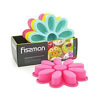 """Форма для выпечки Fissman """"РОМАШКА"""" PR-6700.BW (27x5 см)"""