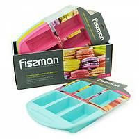 Форма для выпечки 6 батончиков Fissman PR-6701.BW (30x20x3,4 см)