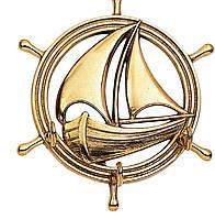 Stilars 72 Настенная ключница корабль