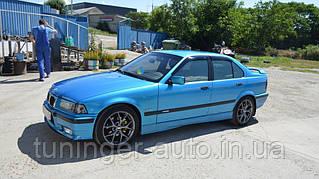Ветровики, дефлекторы окон BMW E-36 1990-1996 (Hic)