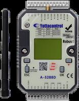 Контролер А-5290D (2DI, 2AI (0/4-20mA), 2AI(PT100: -50...+200C), Wi-Fi, LCD-дисплей, USB2.0x1, MODBUS RTU), фото 1
