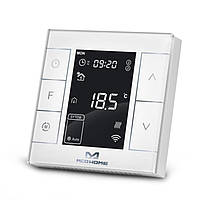 Термостат водяного отопления Z-Wave настенный MCO Home — MCOEMH7-WH