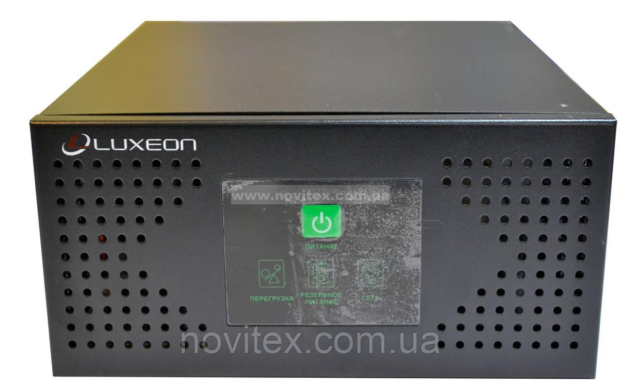ИБП Luxeon UPS-600NR (400Вт)