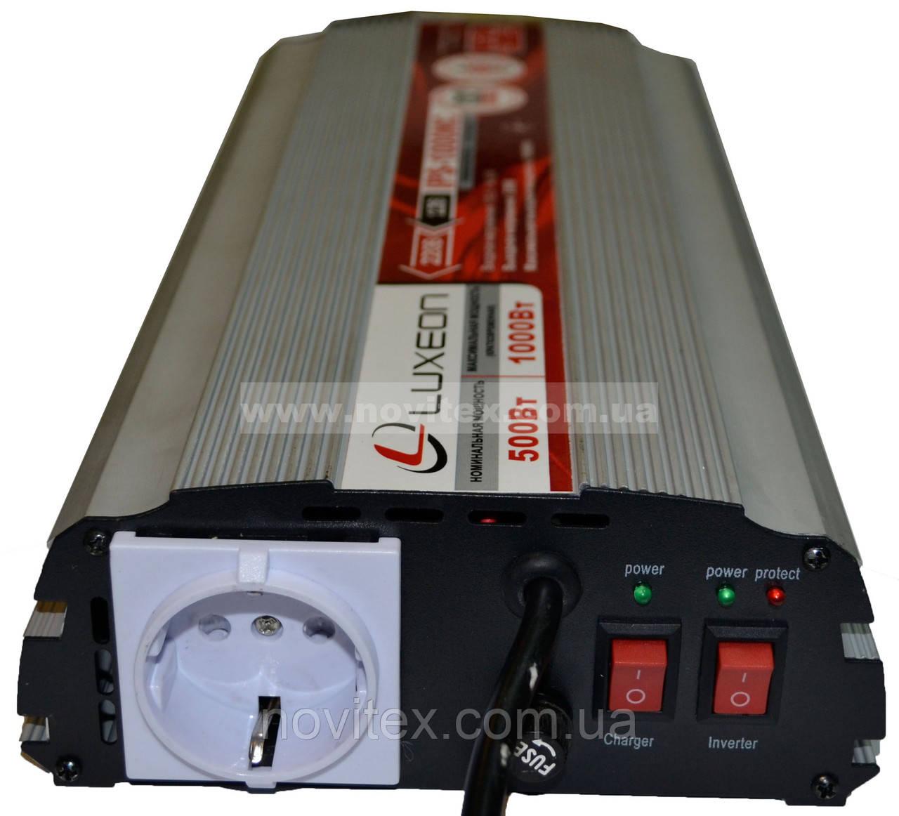 Инвертор Luxeon IPS-1000MC (500Вт)