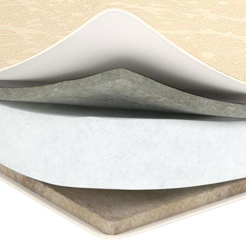 Матрас в кроватку «Lux 2-в-1» (125/65/12 см), Lux Baby