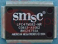 Контроллер ввода/вывода SMSC LPC47M182-NR QFP