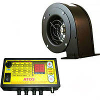 Комплект автоматики котла ATOS + вентилятор RV14