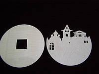 Часы город