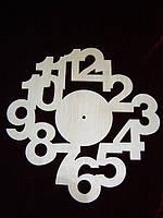 Часы цифры