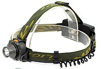Аккумуляторный налобный фонарь DX-1505A c датчиком движения MS