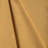 Однотонная хлопковая ткань Канзас, 75 % хлопок, цвет пчелиный воск