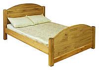 Кровать из массива дерева 049