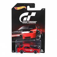 Автомобиль Hot Wheels серия Gran Turismo DJL12, Nissan Skyline GT-R
