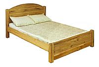Кровать из массива дерева 050