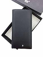 Мужской бумажник Montblanc (2800) black