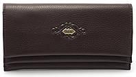 Стильный женский кошелек коричневого цвета SACRED art.FW-3280