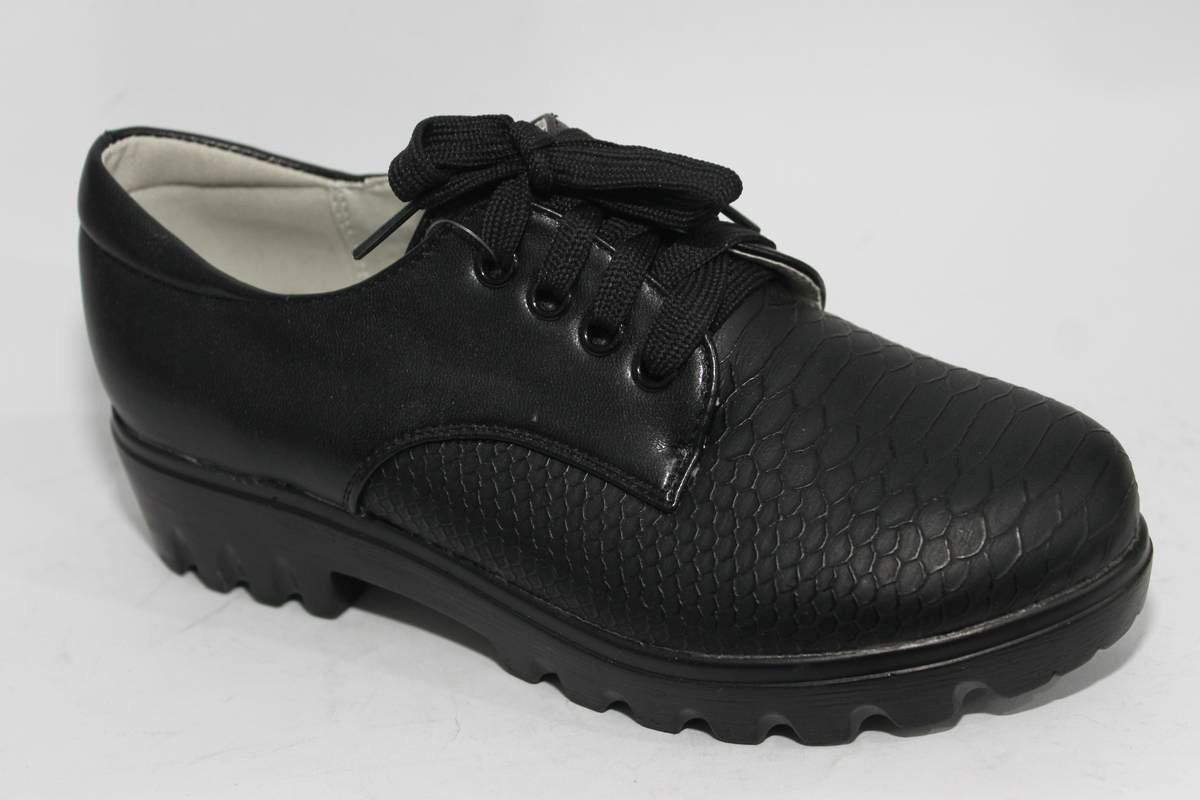Модные туфли для девочки весна осень Томм, 32-37 34