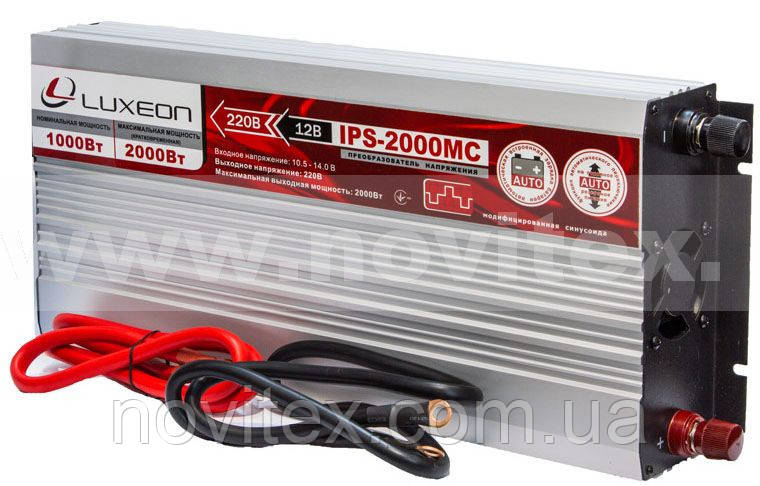 Инвертор Luxeon IPS-2000MC (1000Вт)
